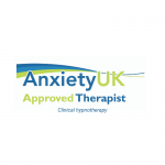 Anxiety UK Approved Therapist Logo
